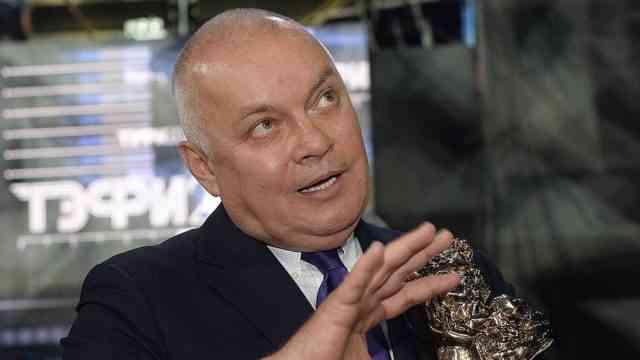 Борис Григорьев. Как финансы…