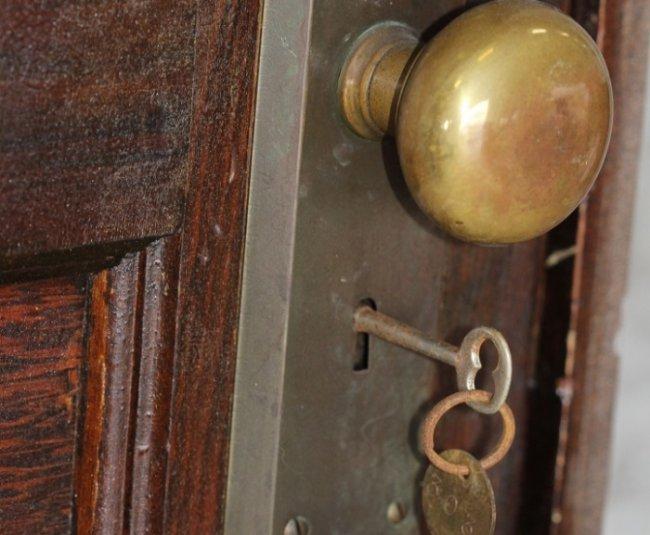 Наследникам досталась квартира, запертая на ключ с 1939 года