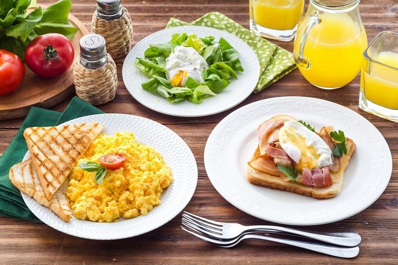 Сидим на яйцах: лучшие завтраки для худеющих. Никакой трансформации в жир!