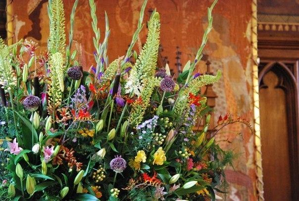 Цветочный фестиваль «Флоралии Брюсселя»