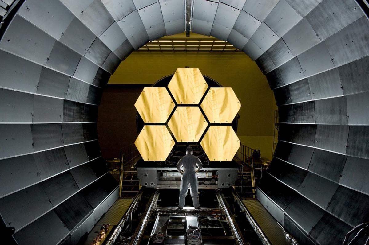Телескоп «Джеймс Уэбб» прошел все тестирования