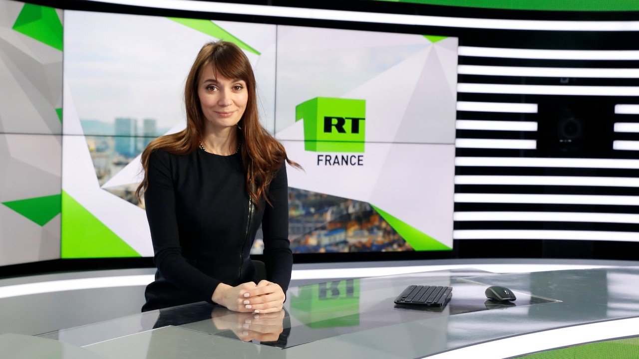 Телеканал RT France запускает вещание из Парижа