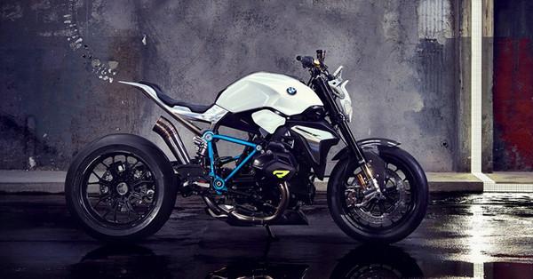 BMW R1200R получит новый двигатель - Фото 2