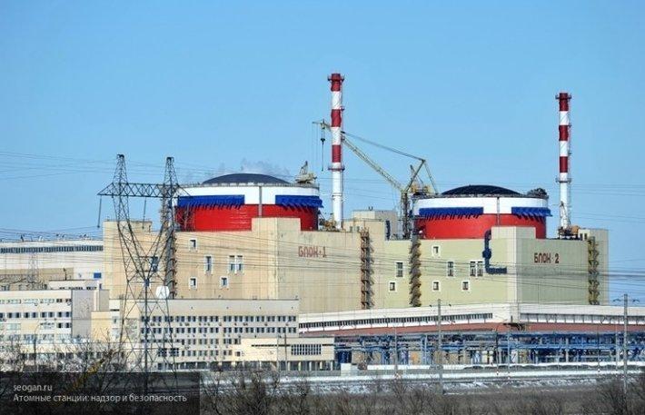 Ростехнадзор разрешил начать энергопуск четвертого блока на Ростовской АЭС
