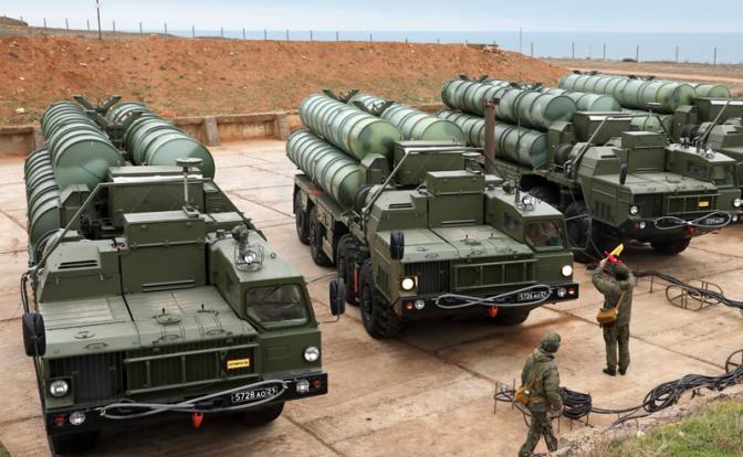 Очередь за С-400: ПВО сильнее санкций