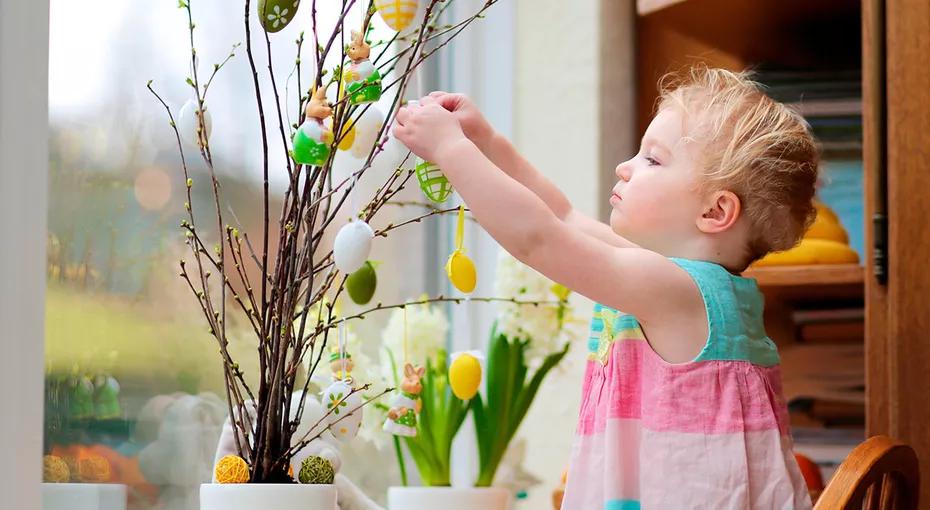 15 красивых вещей к Пасхе, которые можно сделать всей семьей
