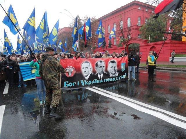 Иосиф Сталин об украинских националистах