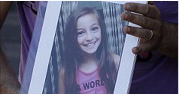 8-летняя девочка ценой своей…