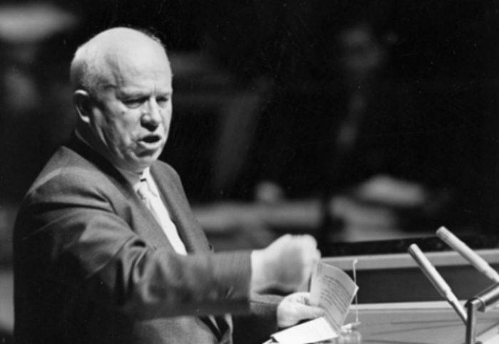 Мифы о Хрущеве: а была ли Кузькина мать?