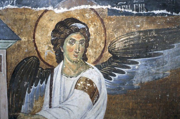 Как русские призывали ангела-хранителя?