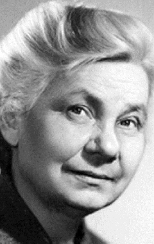 Антонина Павловна Богданова