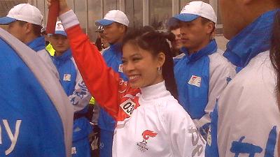 Ванесса Мэй попала на Олимпи…
