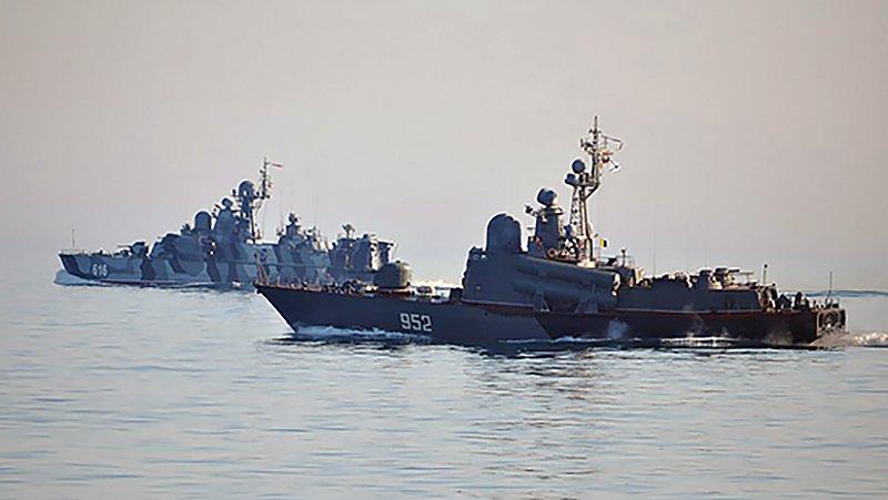 Поход в один конец: как Украина вознамерилась потопить Черноморский флот