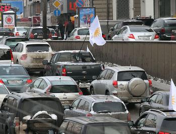 Федерация автовладельцев предложила способ борьбы с пробками