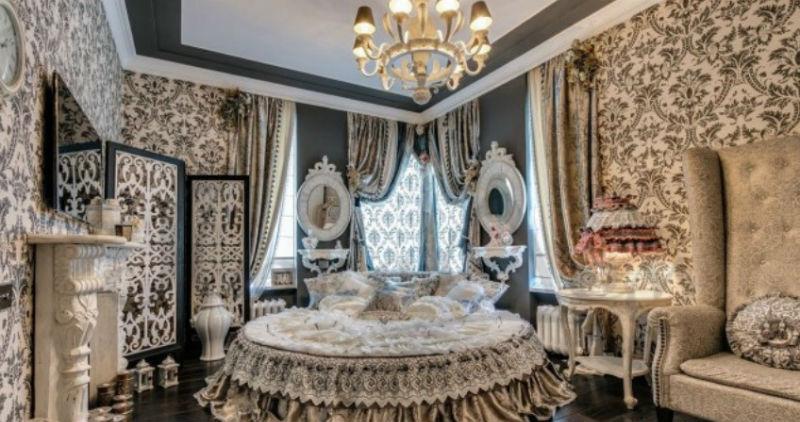 В Москве продается квартира за 55 миллионов рублей, которую словно обставляли цыгане