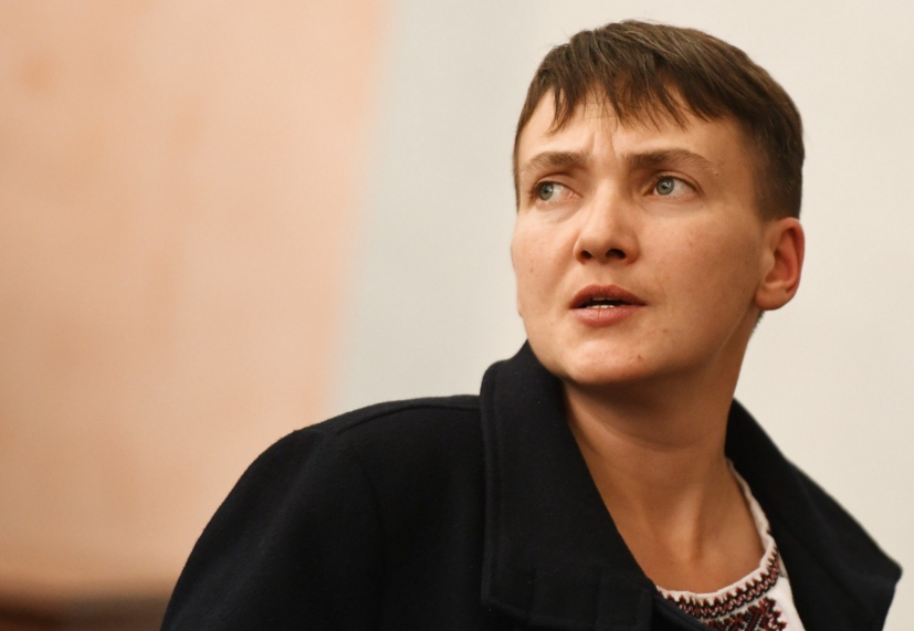 Из-за визита в ДНР к военнопленным украинцам Надежда Савченко подверглась обвинениям на родине