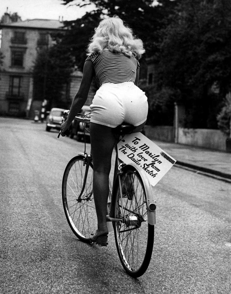 Редкие неглянцевые фотографии знаменитых женщин