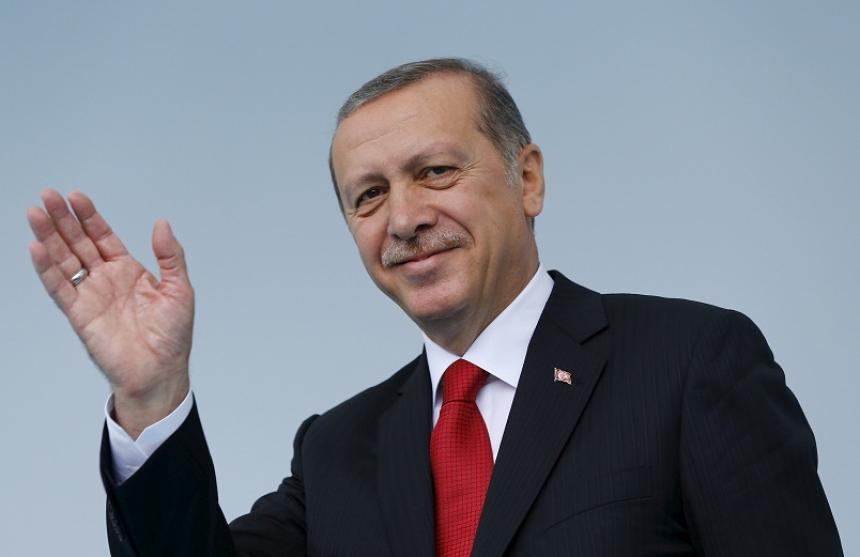 Эрдоган заявил о намерении вывести отношения с Россией на новый уровень