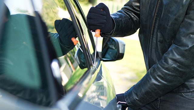 В полиции рассказали, какие машины угоняют в Москве чаще всего