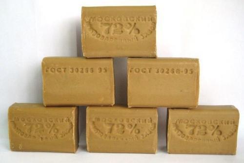 Хозяйственное мыло, заменит целую домашнюю аптечку.