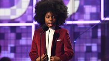 Diana Ross' Grandson Is Supremely Adorable In Grammys Speech