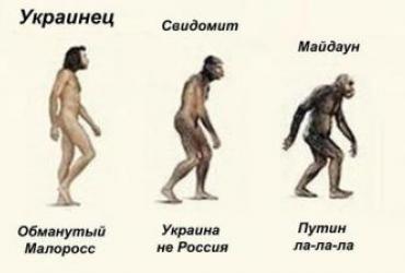ЧЕЛОВЕК-УКРОП