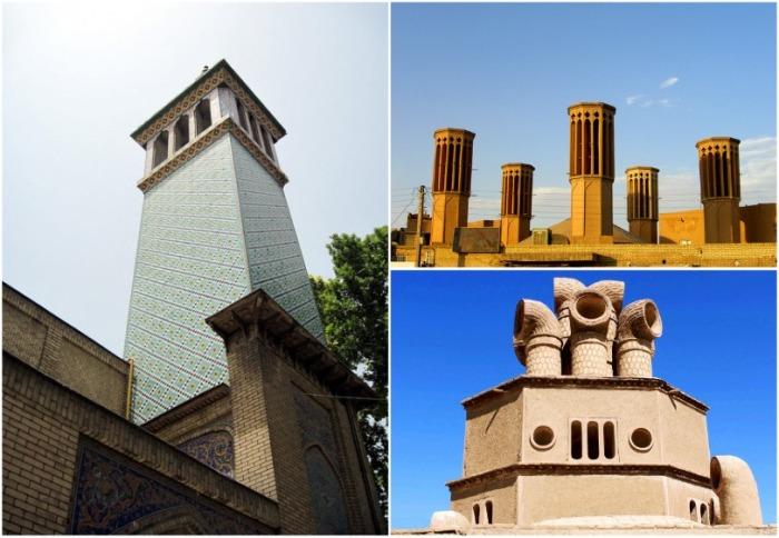 Наибольшее количество уникальных сооружений сохранилось в Язде — древнейшем зороастрийском городе современного Ирана. | Фото: news.21.by.
