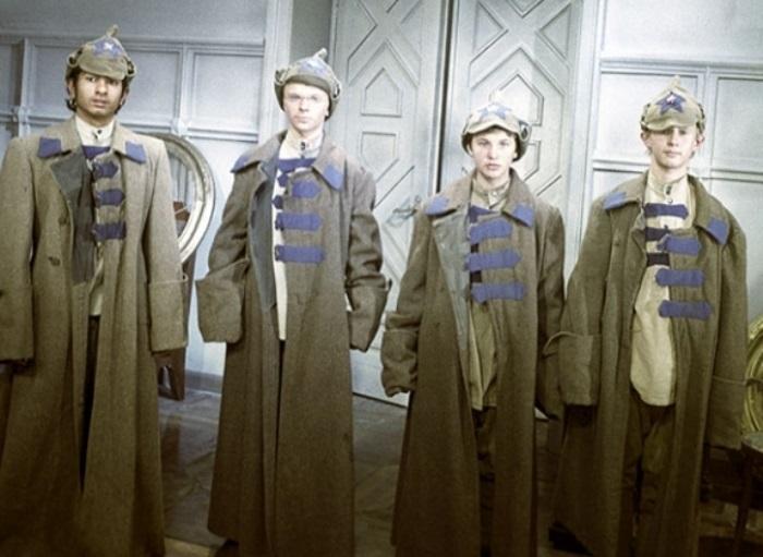 Легендарная четверка *неуловимых мстителей* | Фото: rg.ru
