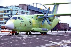 Россия создает замену украинским самолетам