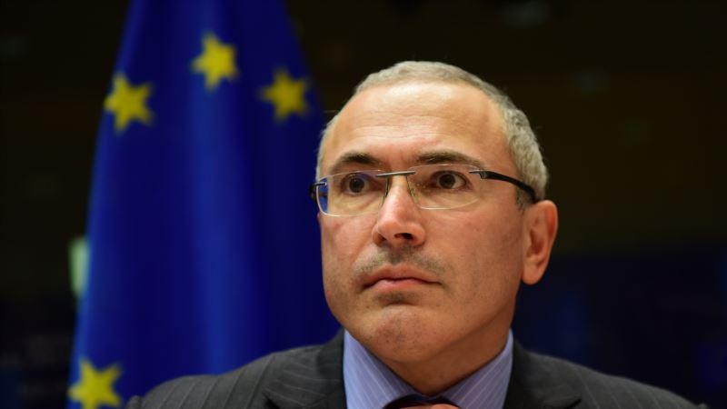 Ходорковский собрался в Россию