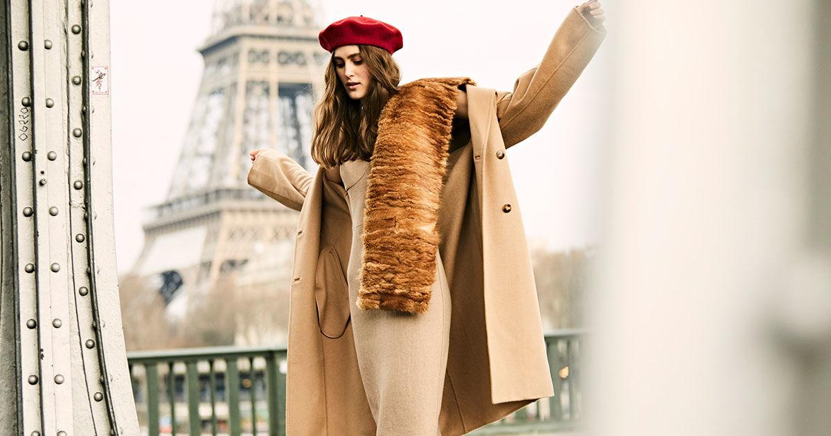 Уличный стиль: 5 ярких идей для девушек, которым надоело зимой носить черное