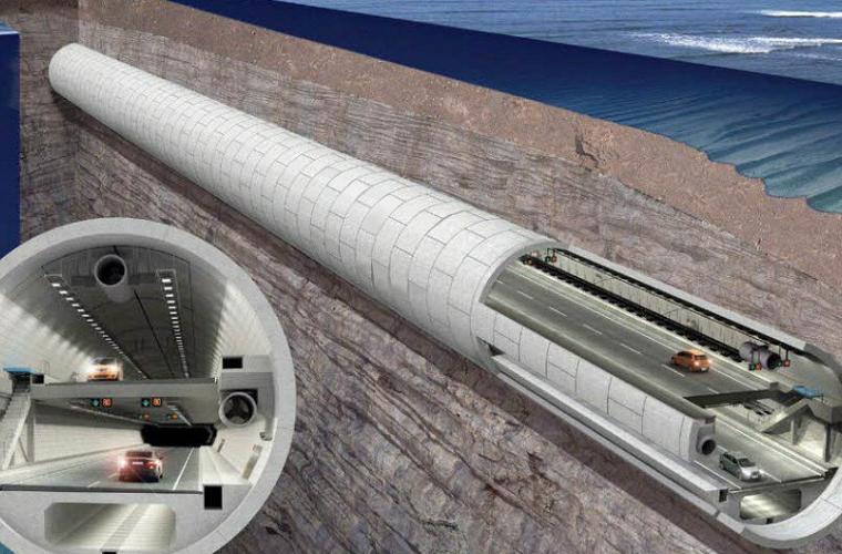 Мост не помеха: Китай обещает построить тоннель в Крым