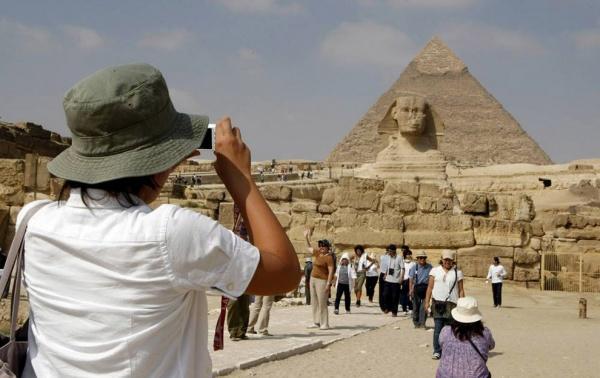 ВЕгипте заявляют оросте доходов оттуризма более чем втрое загод