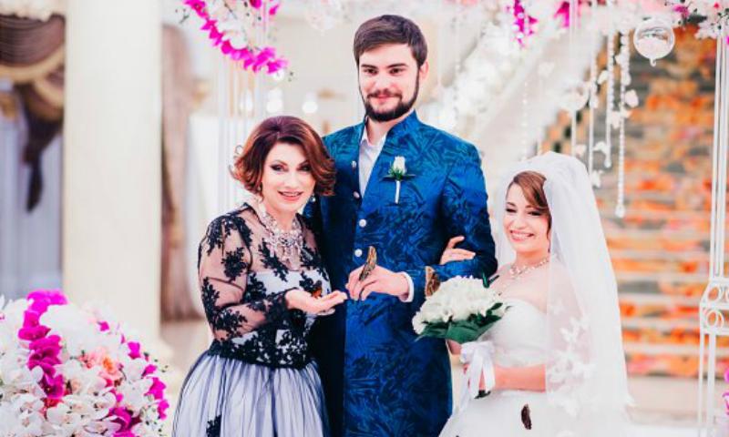 Зять Розы Сябитовой отказался от секса с ее дочерью и сбежал