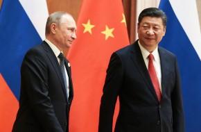 Россия и Китай нанесут удар по Западу сообща