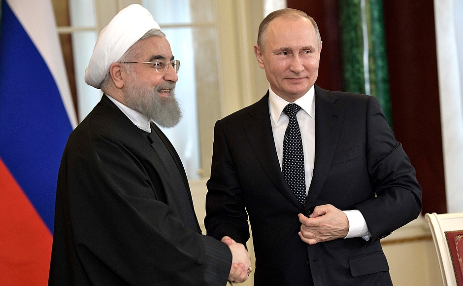 Россия переиграла Иран