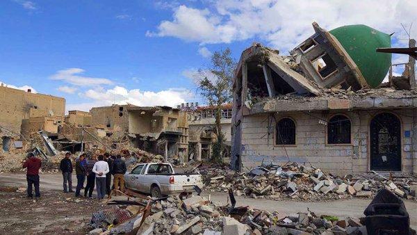 Асад теряет последний город на востоке