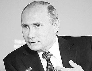 Путин не дает Обаме стать «президентом земного шара»