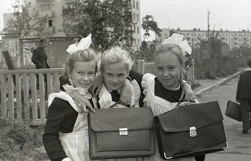 Чем советские дети отличались от российских