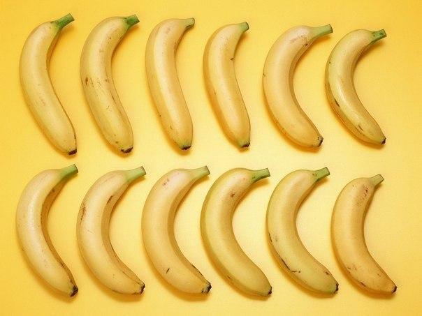 20 причин полюбить бананы