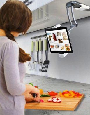 Стильные штуковины, которые понравятся любителям креатива на кухне.  Не занимают много места и поднимают настроение!!