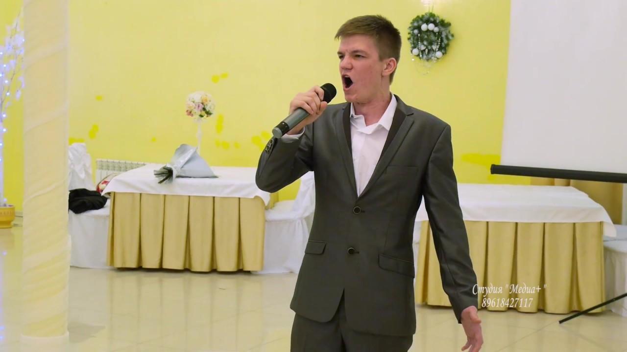 Гость спел на свадьбе!