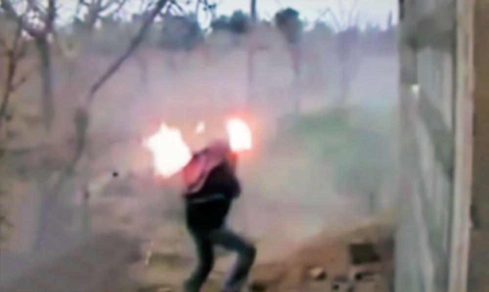 Обстрелявший Дамаск террорист проходил подготовку в лагере Эр-Рукбан