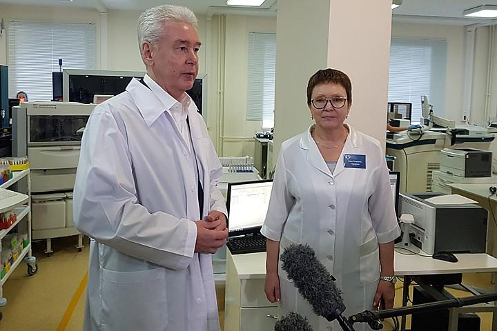 Сергей Собянин: Определили для модернизации 135 московских поликлиник