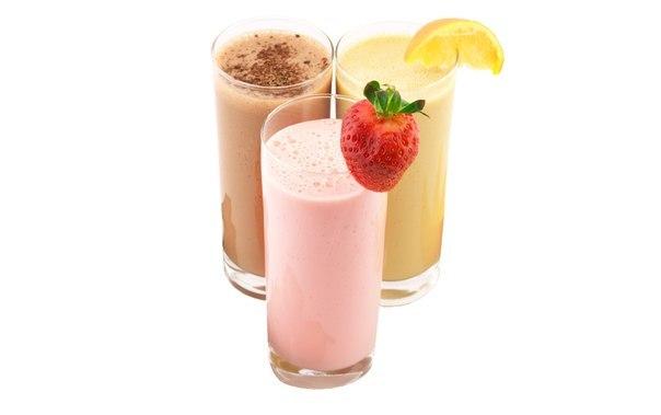 Несколько рецептов протеиновых коктейлей на дому