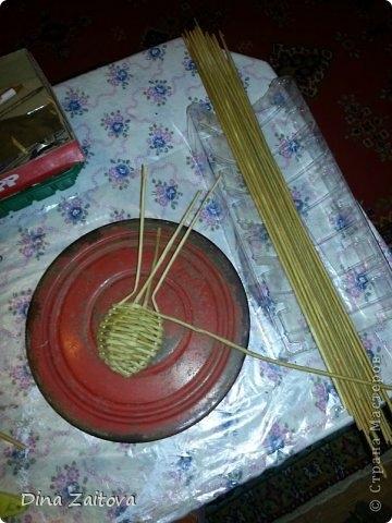 Плетение из газет. Декоративные ложки для украшения кухни (12) (360x480, 113Kb)
