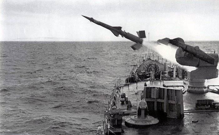 Корабельный зенитно-ракетный комплекс «Волна». Инфографика