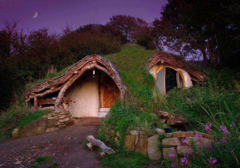 Экологически чистое жилье будущее, дом, прогноз