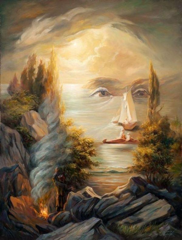 200-летие  великого  художника  И.К.Айвазовского