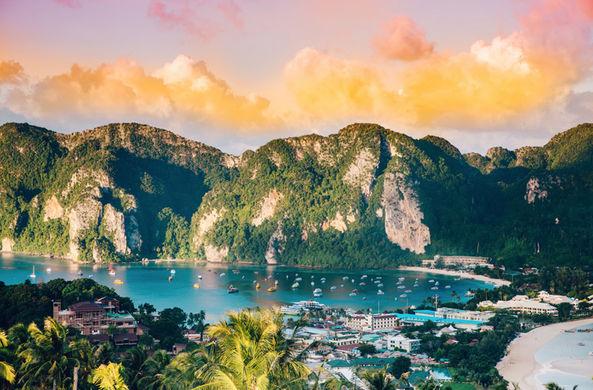 Знаменитый тайский остров из фильма с Ди Каприо закрыли для туристов